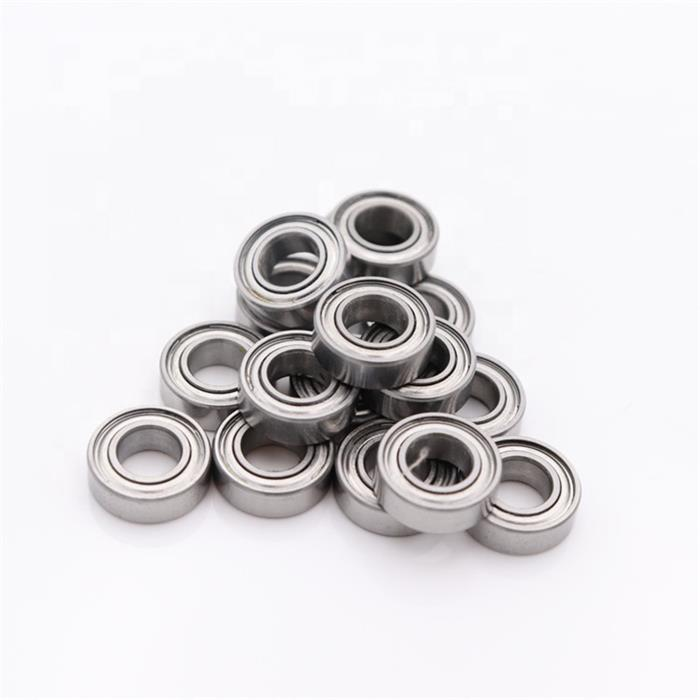 6801RS Balls Bearing 12mm//21 12mm//21mm//5 Ball Bearings