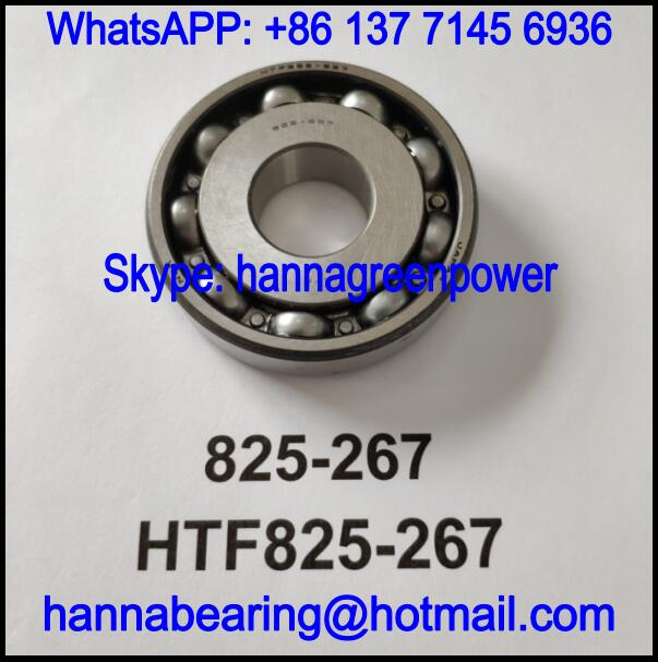 HTF825-267 Automotive Bearing / Deep Groove Ball Bearing 25x69x15.5mm