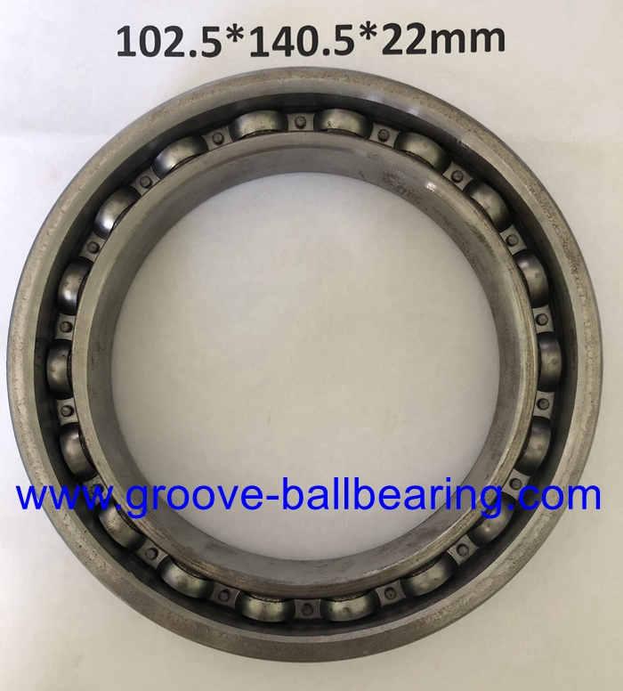 102.5*140.5*22 Roller Shutter Ball Bearing