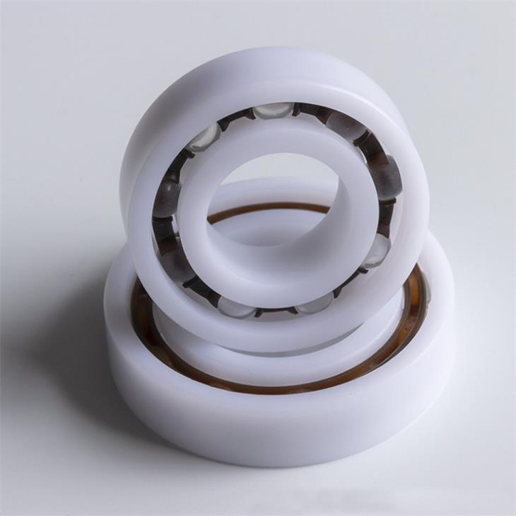 627 POM Plastic bearings with Glass balls 7x22x7mm nylon bearing