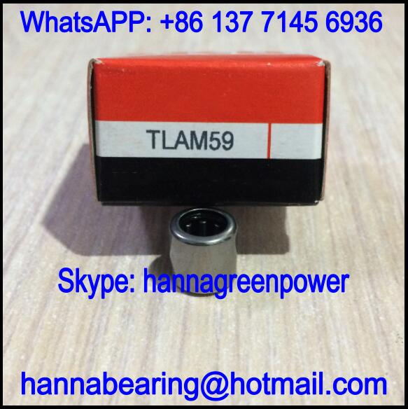 TLAM2512 / TLAM 2512 Closed End Needle Roller Bearing 25x32x12mm