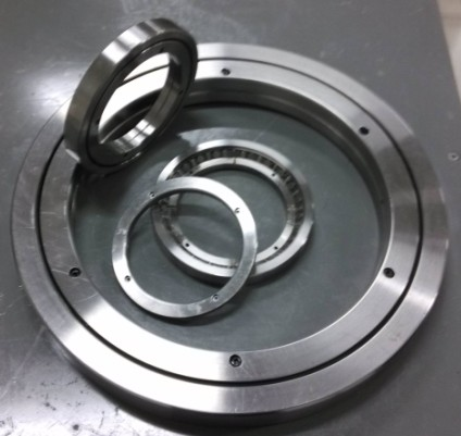RE11015UUCC0P5 RE11015UUCC0P4 110*145*15mm crossed roller bearing harmonic drive wave generator