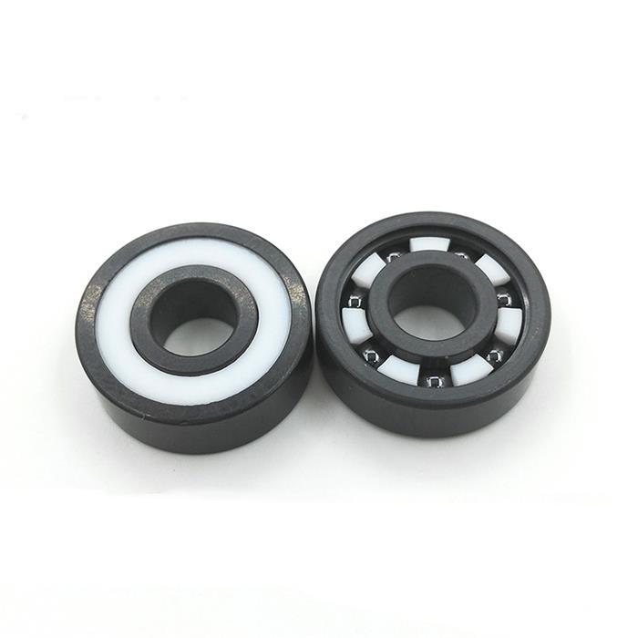 686 Si3N4 Full Ceramic Ball Bearing 6x13x3.5mm