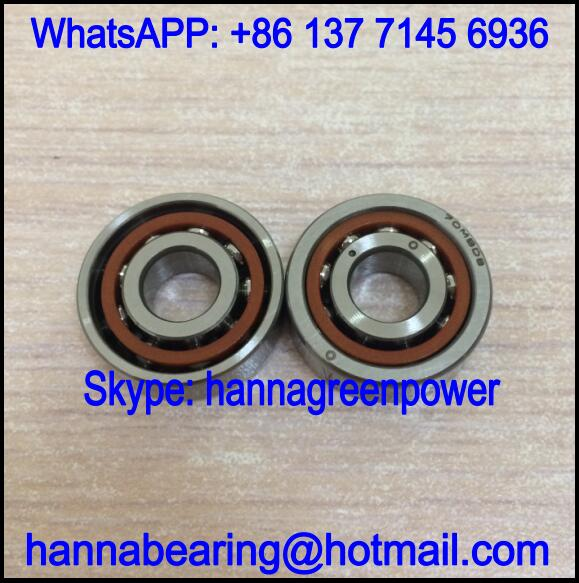 7205HTDB Duplex Angular Contact Ball Bearing 25x52x30mm