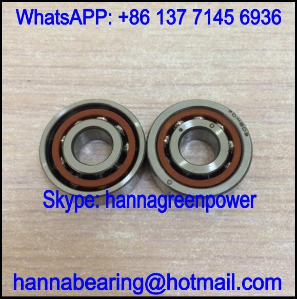7205HTDF Duplex Angular Contact Ball Bearing 25x52x30mm