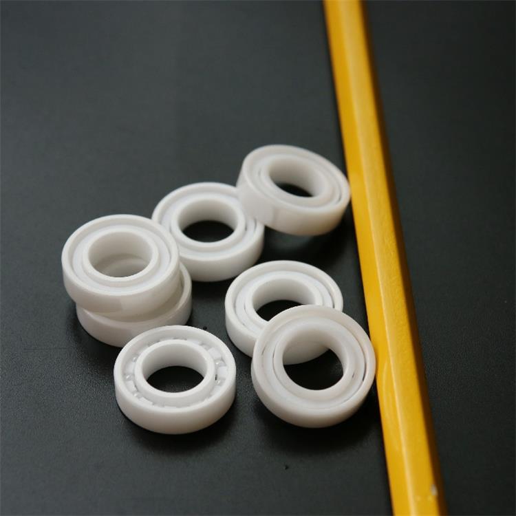 697 ZrO2 full Ceramic deep groove ball bearing Zirconia 7x17x5mm