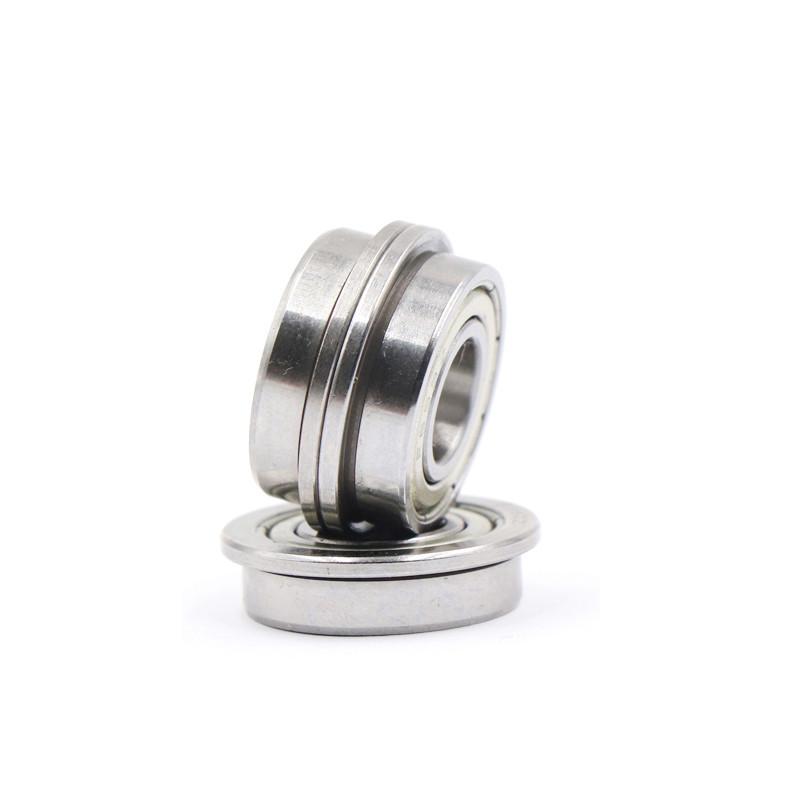 F626ZZ Miniature ball bearings with flange 6x19x6mm
