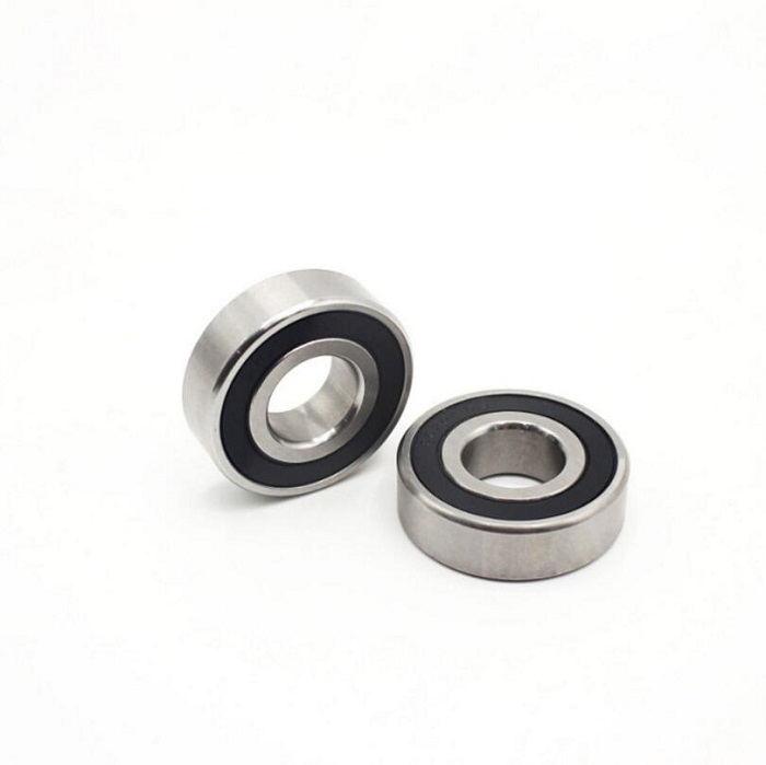 R4-2RS Inch Deep Groove Ball Bearings 6.35*15.875*4.978mm