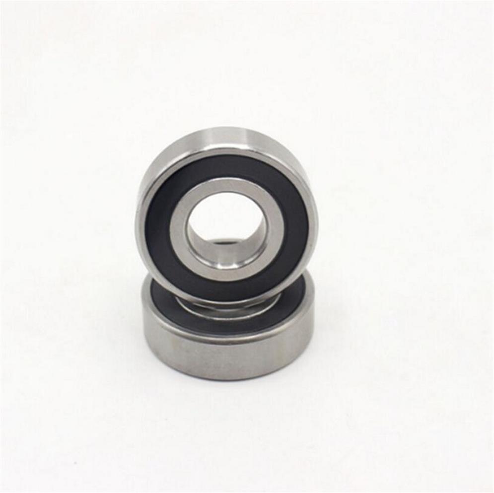 698-2RS Miniature Deep Groove Ball Bearing 8x19x6mm