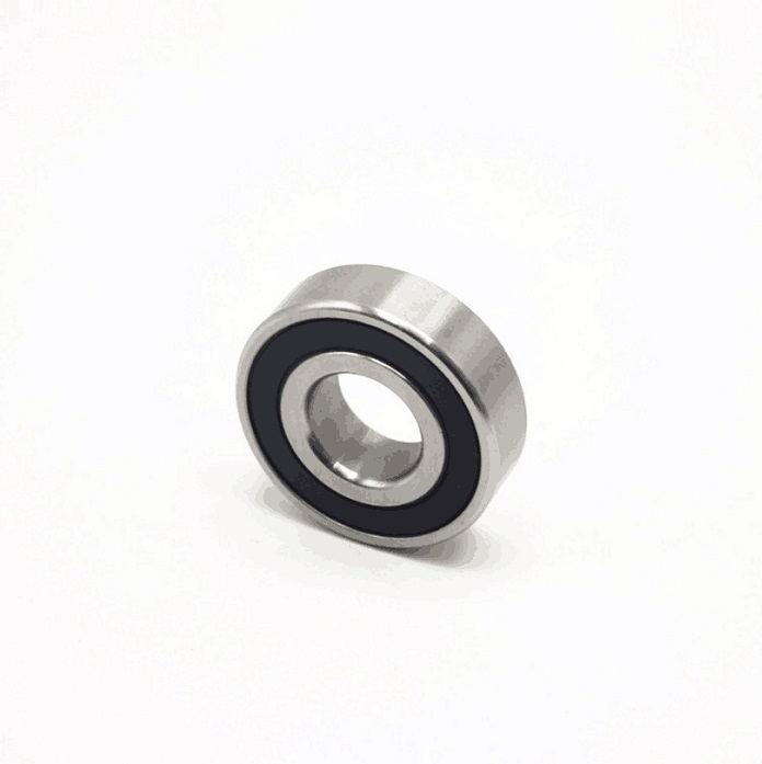 696-2RS Miniature Deep Groove Ball Bearing 6x15x5mm