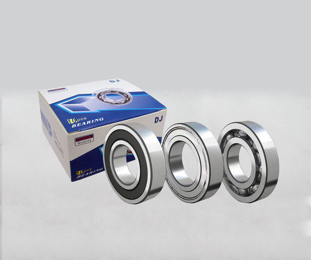 bearing 6204-2RS DJ deep groove ball bearing