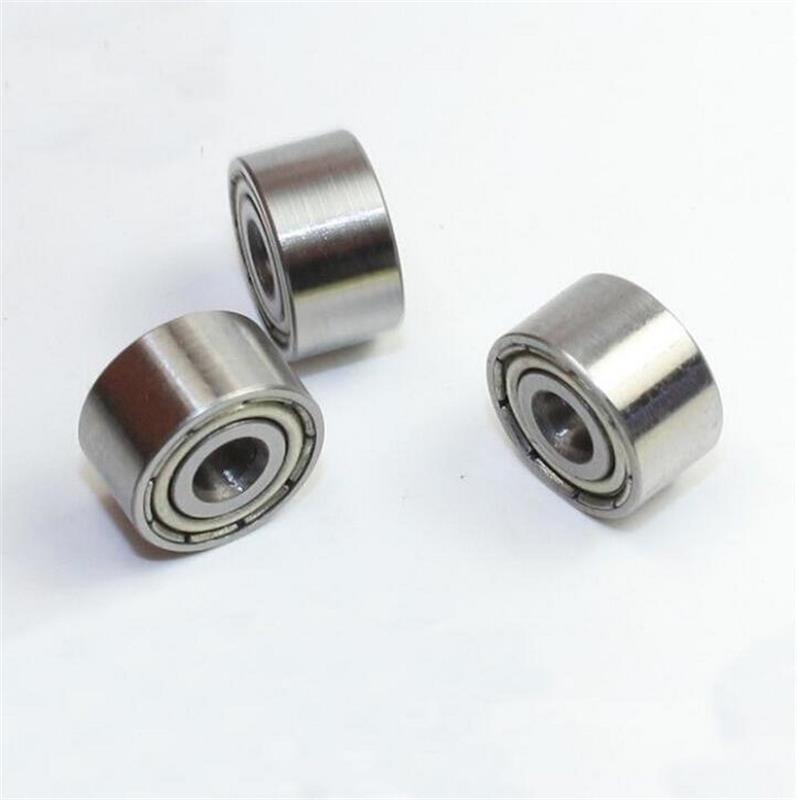 633ZZ 3D Printers Parts Deep Groove Pulley Wheel ball bearing 3x13x5mm