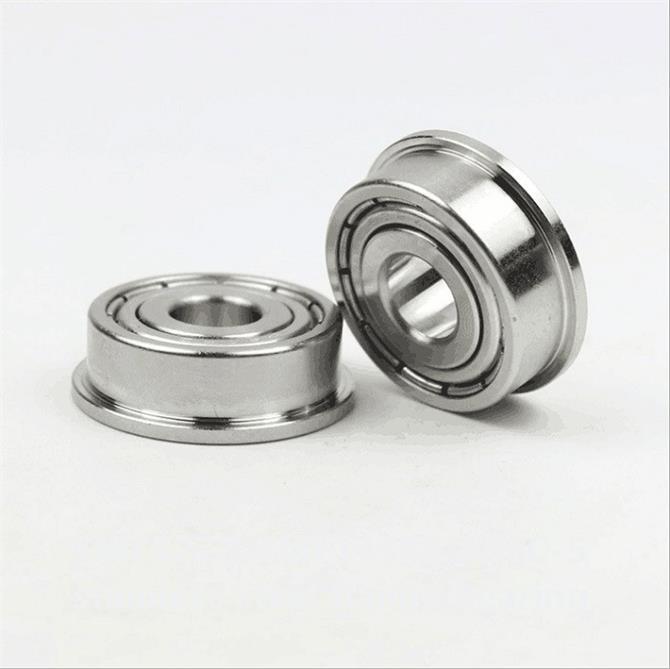 F685ZZ 5x11x5mm Metal Shielded Miniature Flanged Ball Bearings