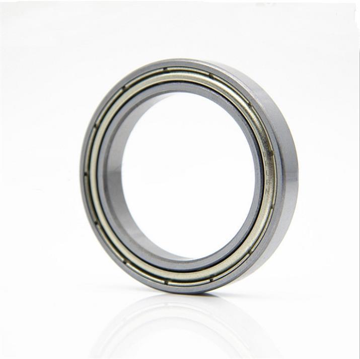 6812ZZ Thin Section Deep Groove Ball Bearings 60x78x10mm