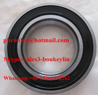 62207-2RZ Deep Groove Ball Bearing 35x72x23mm