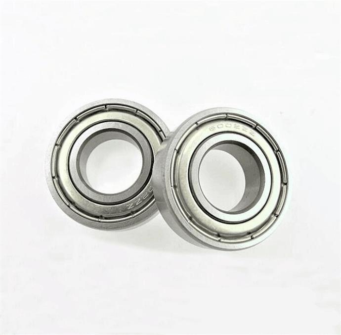 6002ZZ Miniature Deep Groove Ball Bearing Motor bearing 15x32x9mm