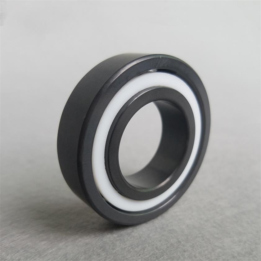 608 Si3N4 Full Ceramic Bearing Silicon Ceramic Deep Groove Ball Bearings 8x22x7mm