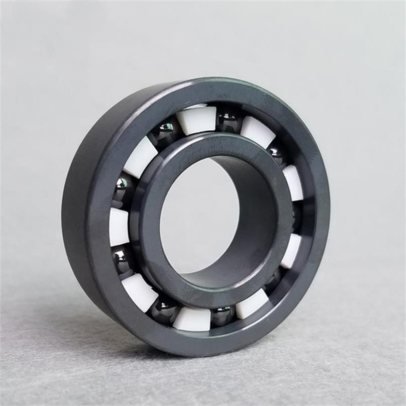 6020 Si3N4 Full Ceramic Silicon Nitride Ceramic Deep Groove Ball Bearings 100x150x24mm