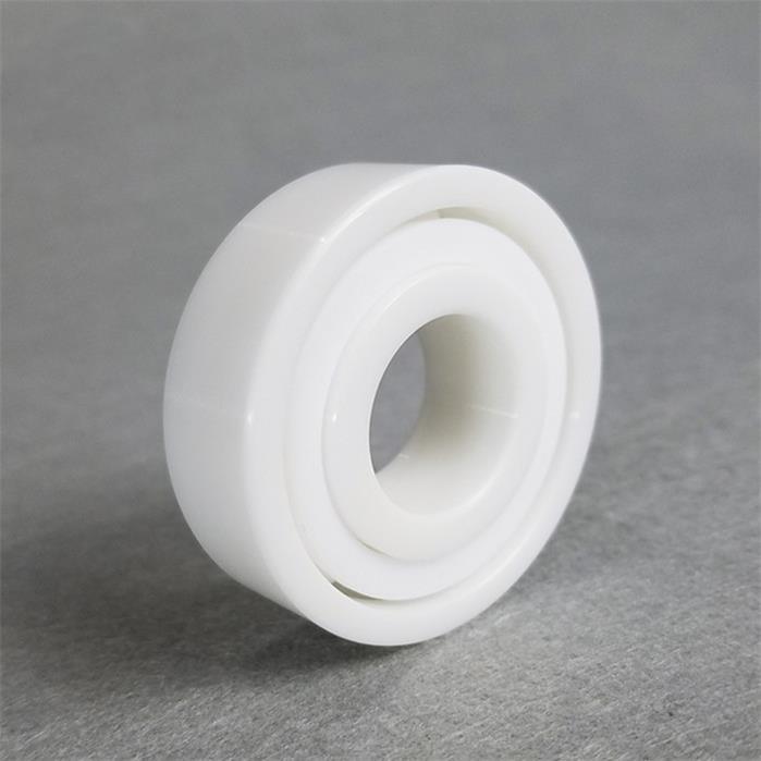 6002 Full ZrO2 Ceramic Deep Groove Ball Bearing Zirconia Bearing 15x32x9mm