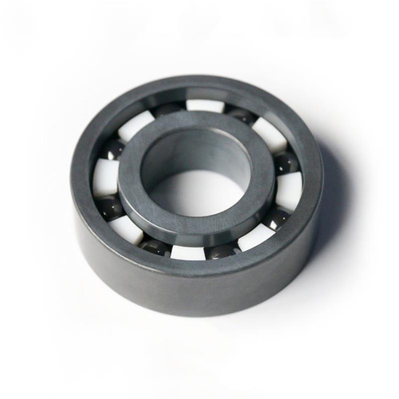6209 Silicon Nitride Ceramic Bearing Si3N4 Full Ceramic Ball Bearings 45*85*19mm