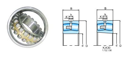23222 Spherical Roller Bearing