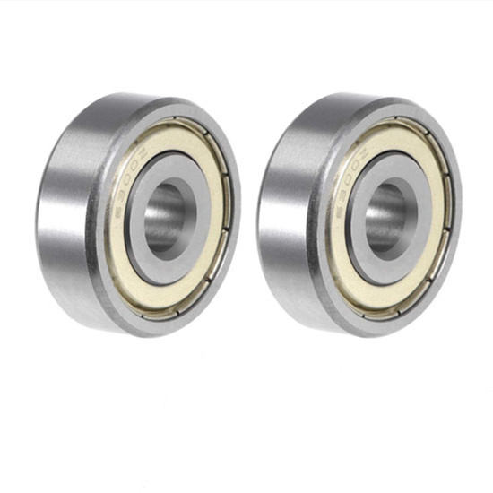 6332ZZ Metal Sealed Deep Groove Ball Bearings 160x340x68mm