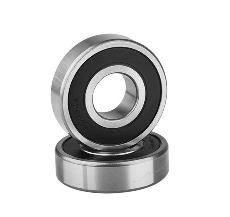 6309-2RS Single Row Deep Groove Ball Bearings 45*100*25mm