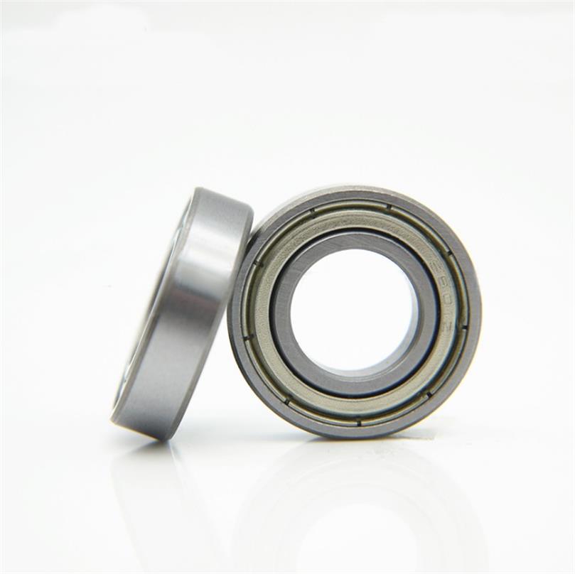 S6905ZZ Stainless Steel 440C Deep Groove Ball Bearings 25x42x9mm