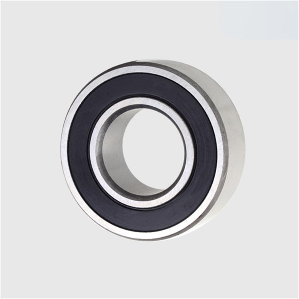 3802-2RS Double Row Sealed Angular Contact Ball Bearings 15x24x7mm