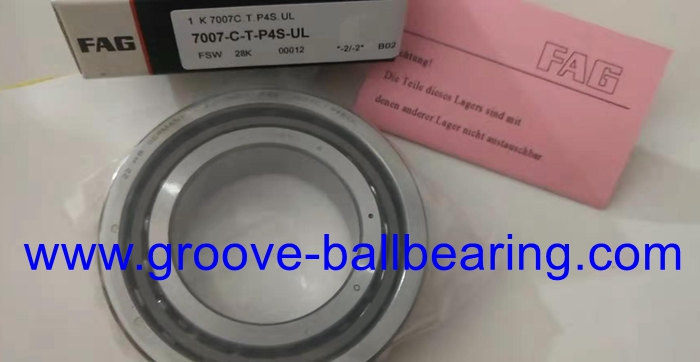 7008C.T.P4S.UL Angular Contact Bearing 40*68*15mm