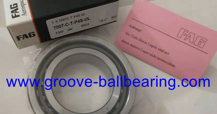 7007C.T.P4S.UL Angular Contact Ball Bearing 35×62×14