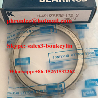 H-49UZSF35-1T2 Eccentric Bearing 49.1x68.6x10mm