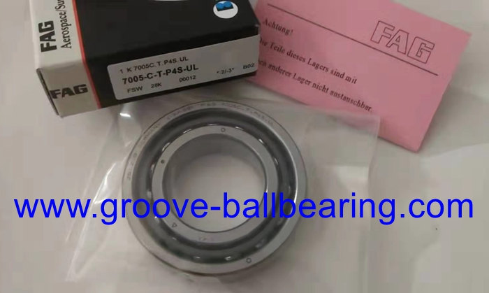 7005C.T.P4S.UL Spindle Bearing 25*47*12