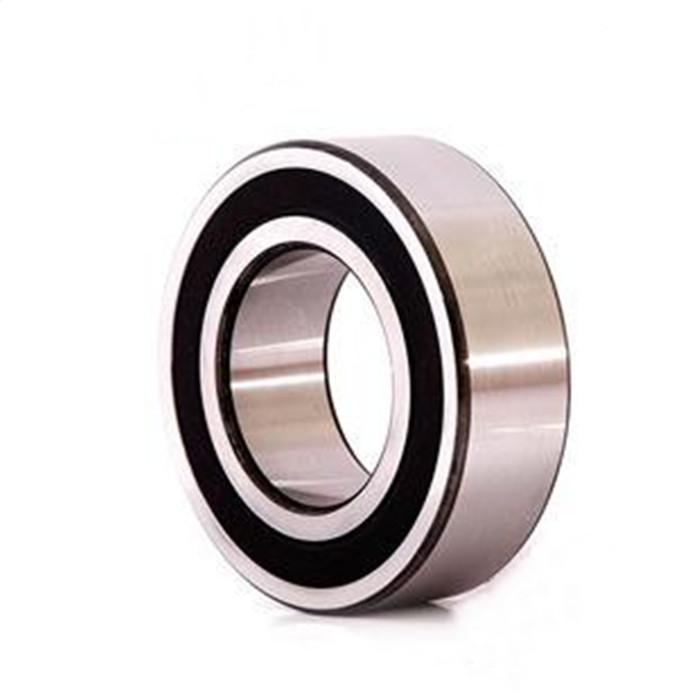 3902-2RS Double Row Sealed Angular Contact Ball Bearings 15x28x10mm