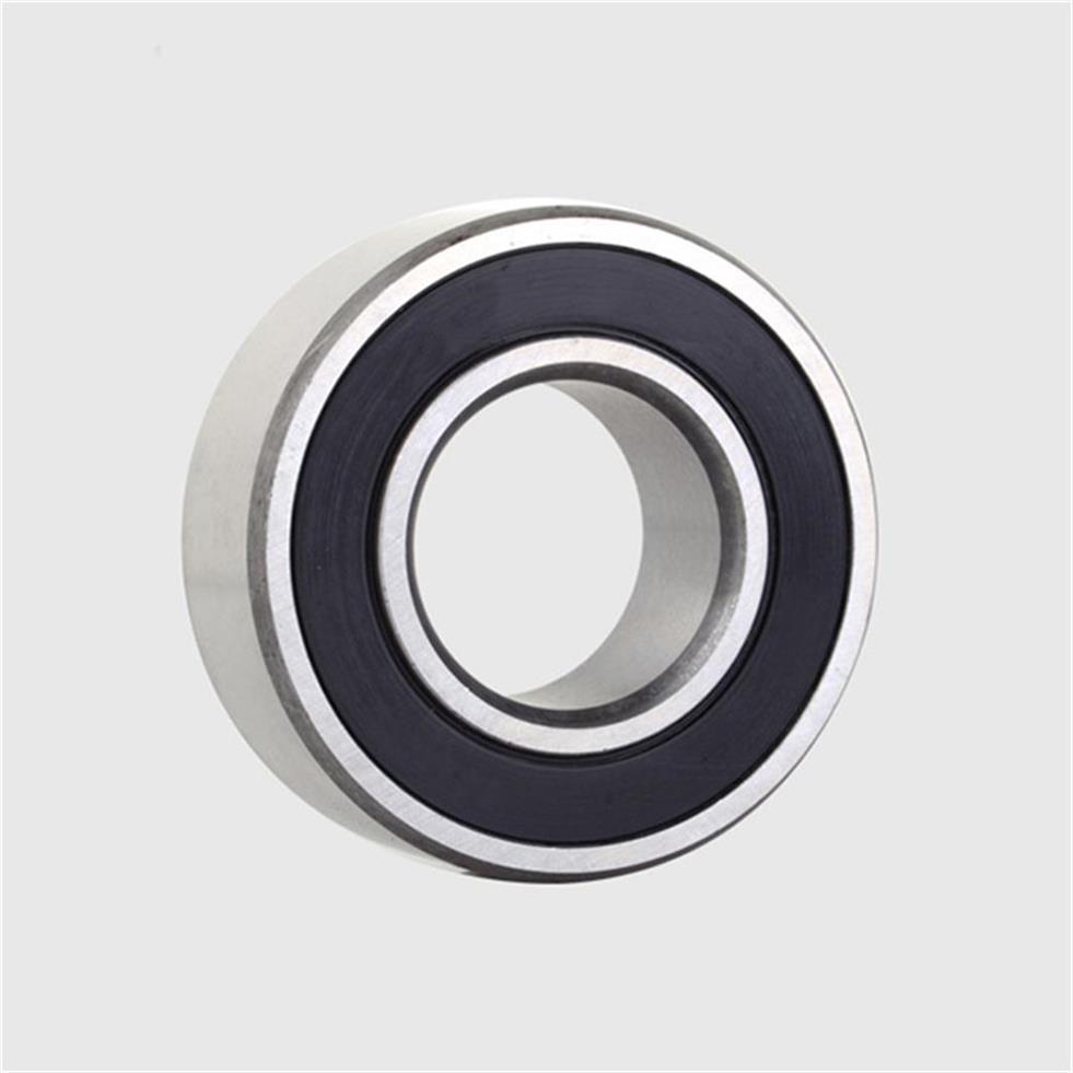 5304-2RS High Speed Double Row Angular Contact Ball Bearings 20x52x22.2mm