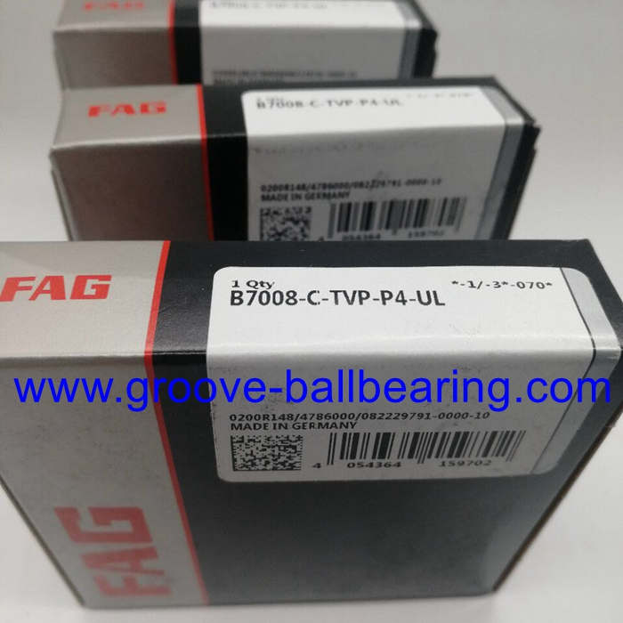 B7008-C-TVP-P4-UL Angular Contact Ball Bearing 40*68*15mm
