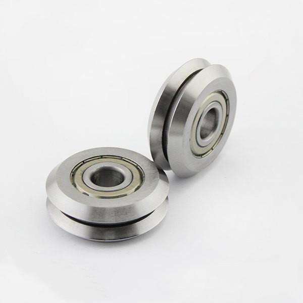 W4 W4X VW4X RM4 RM4X V / W groove pulley wheel Track guide roller bearing 15*59.94*19.05mm