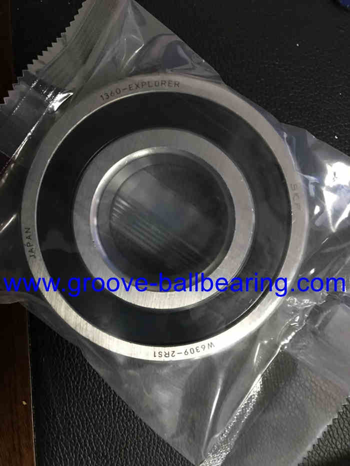 W6309-2RS Shielded Ball Bearing 45x100x25mm