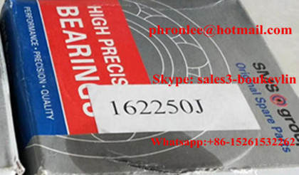 162250N Angular Contact Ball Bearing 40x80x18mm