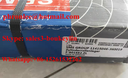 F0364039-804713 Angular Contact Ball Bearing 50x100x25mm