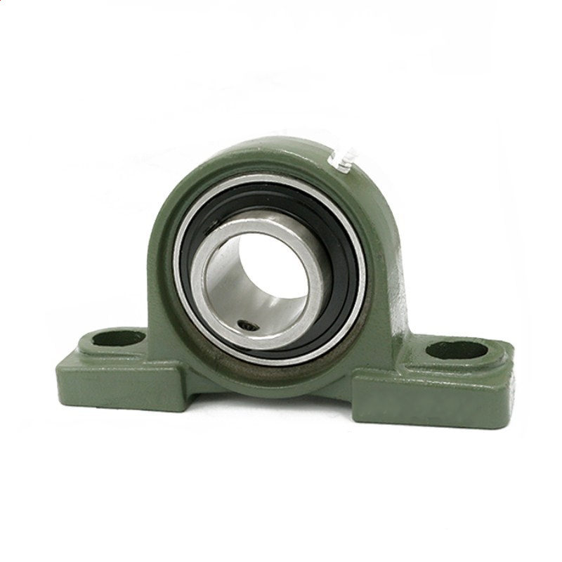 UCP214 Pillow Block Insert Bearing With mounted Housing For CNC Parts 70mm