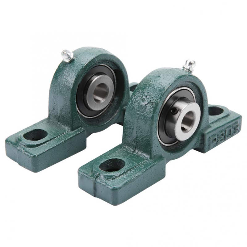 UCP206 Self-aligning Pillow Block Insert Bearing With mounted Housing For CNC Parts 30mm