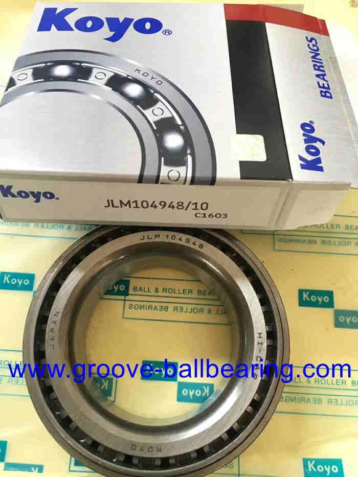 JLM104948/10 Taper Roller Bearing 50*82*21.5