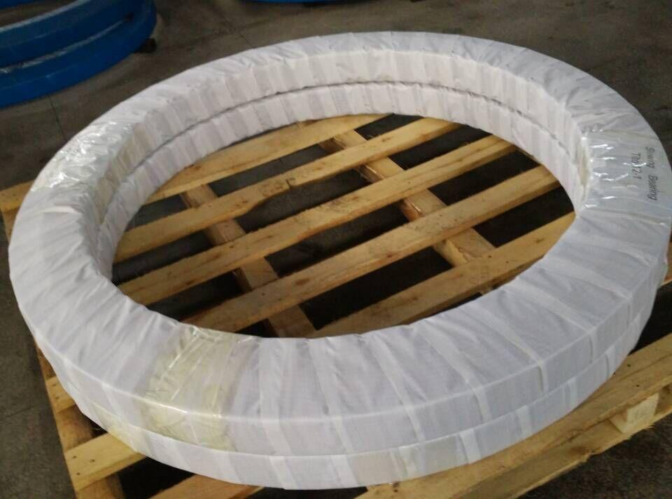 Original Japan R305-7 excavator slewing ring bearing for 81N8-00022