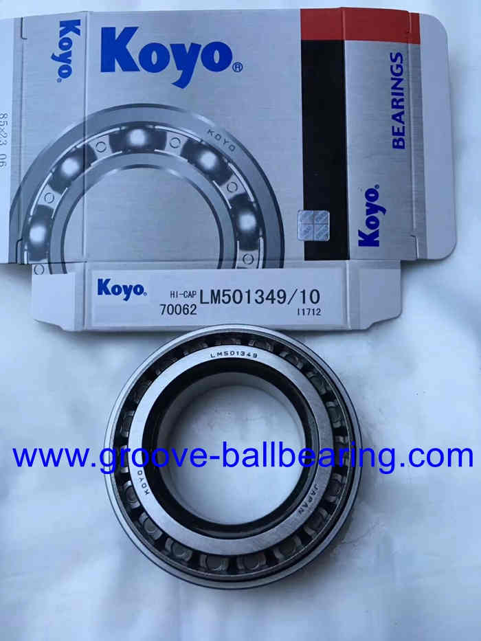 LM501349/10 Taper Roller Bearing 41.275×73.431×19.558