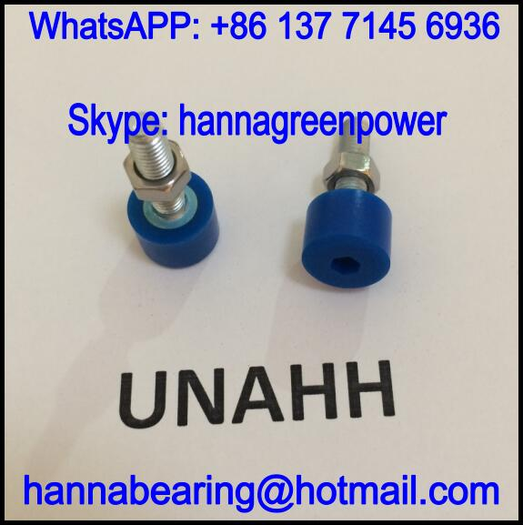 UNAHH4-10 Hexagon Socket Stopper Bolt / Stopper Bolt with Bumper 4x10x17mm