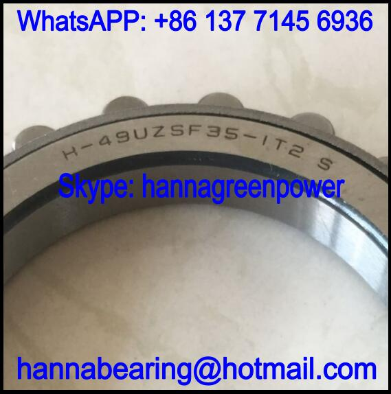 H-49UZSF35-1T2S Reducer Bearing / Cylindrical Roller Bearing 49.1x68.6x10mm