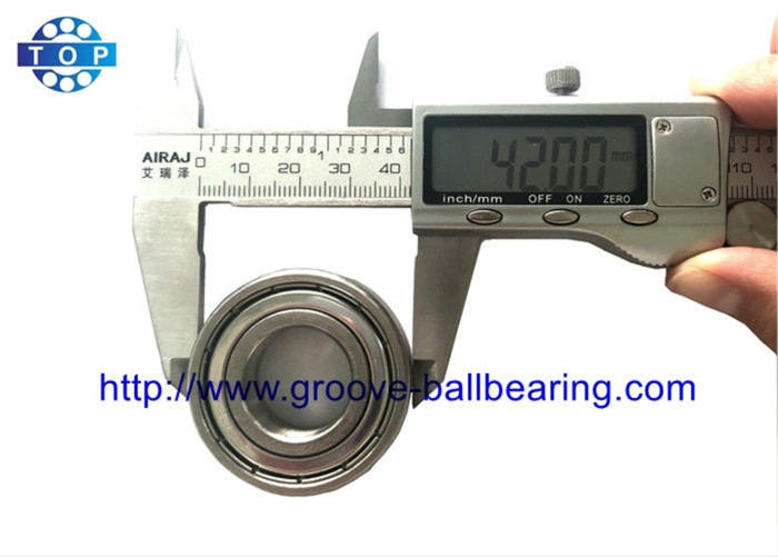 S6004 ZZ Stainless Steel Ball Bearing 20x42x12mm