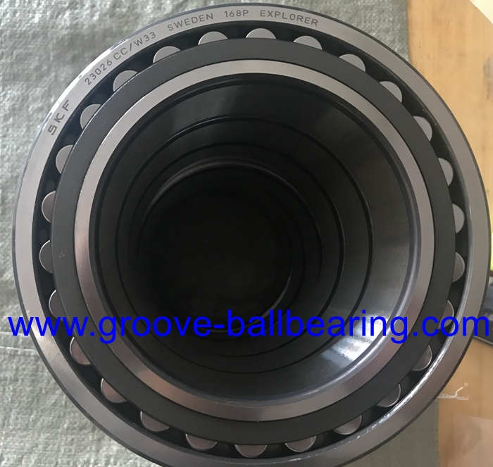 23026 CC/W33 Spherical Roller Bearing 130*200*52