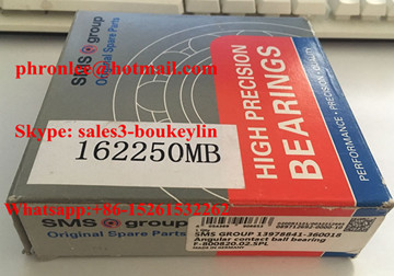162250A Angular Contact Ball Bearing 170x360x72mm